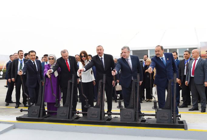 Bakı-Tbilisi-Qars